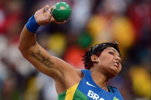 Geisa Arcanjo, finalista olímpica, é o retrato da evolução das provas de campo no Brasil