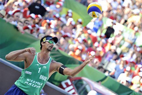 Craque, Ricardo chegou à quarta medalha em Mundiais